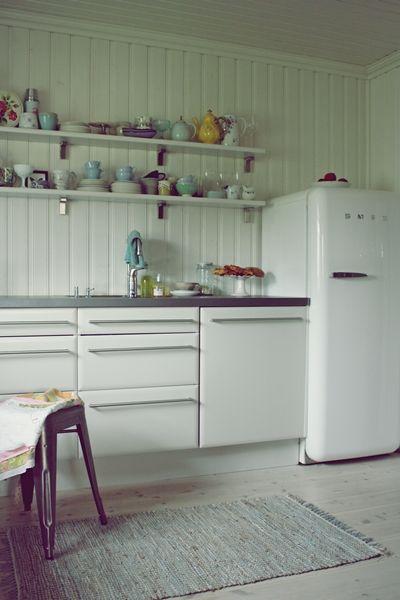 pale kitchen