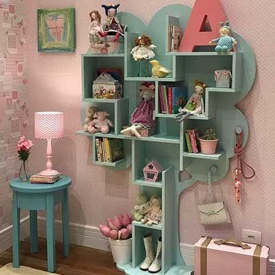 Photo of Kinderzimmer Wandregale Muster und Modelle | Architekt zu Hause