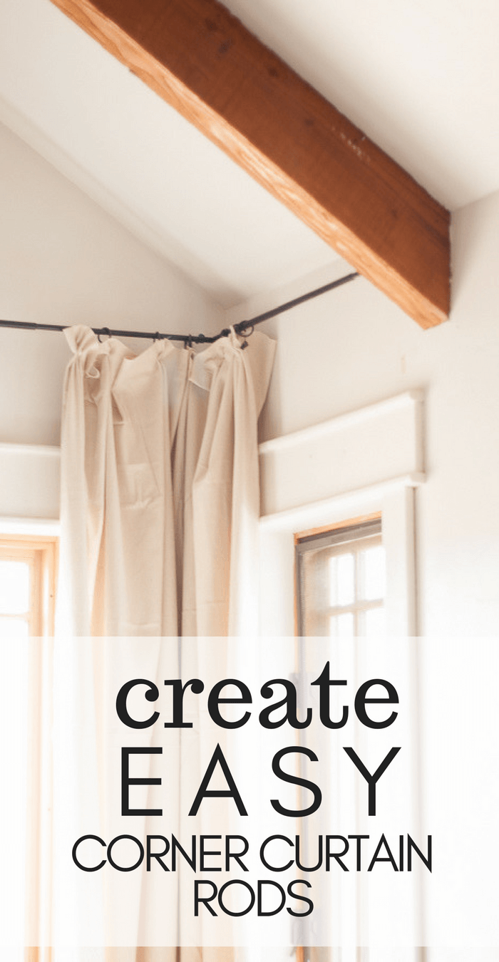 How To Hang Curtains For Less With These Easy Tips Corner