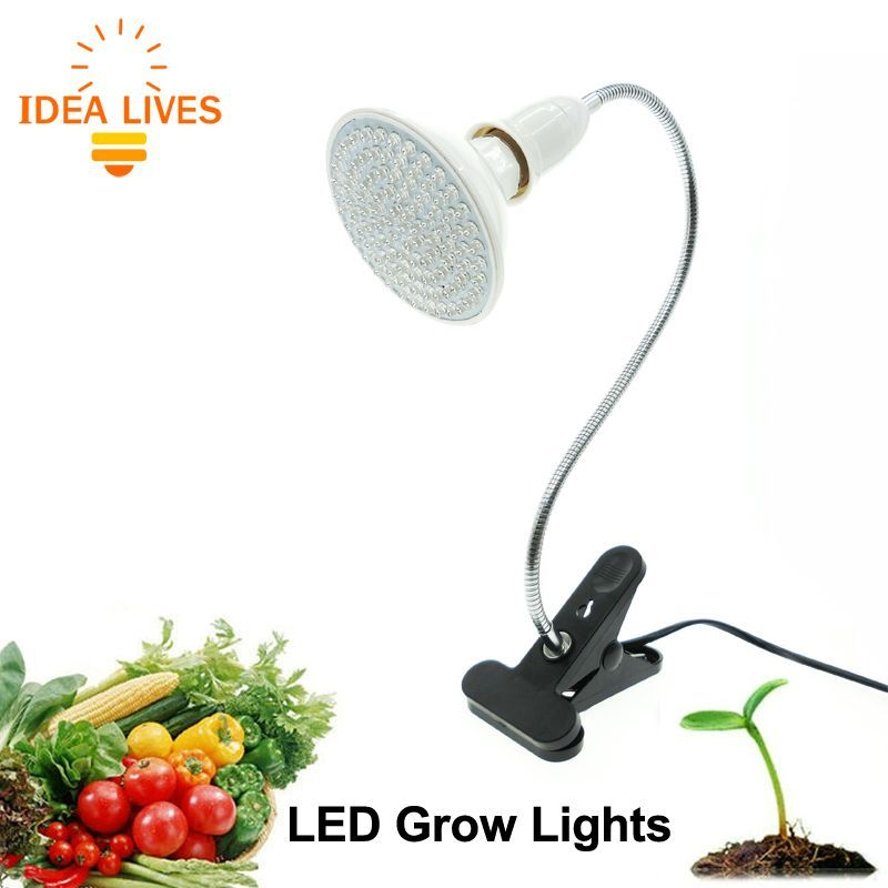 Alibabaグループaliexpress Comのled成長ライトからのled成長ライト360度で柔軟なランプホルダークリップled植物成長ライト屋内またはデスクトップ植物用中のled成長ライト360度で柔軟なランプホルダークリップled植物成長ライト屋内またはデス En 2020 Led Lampe
