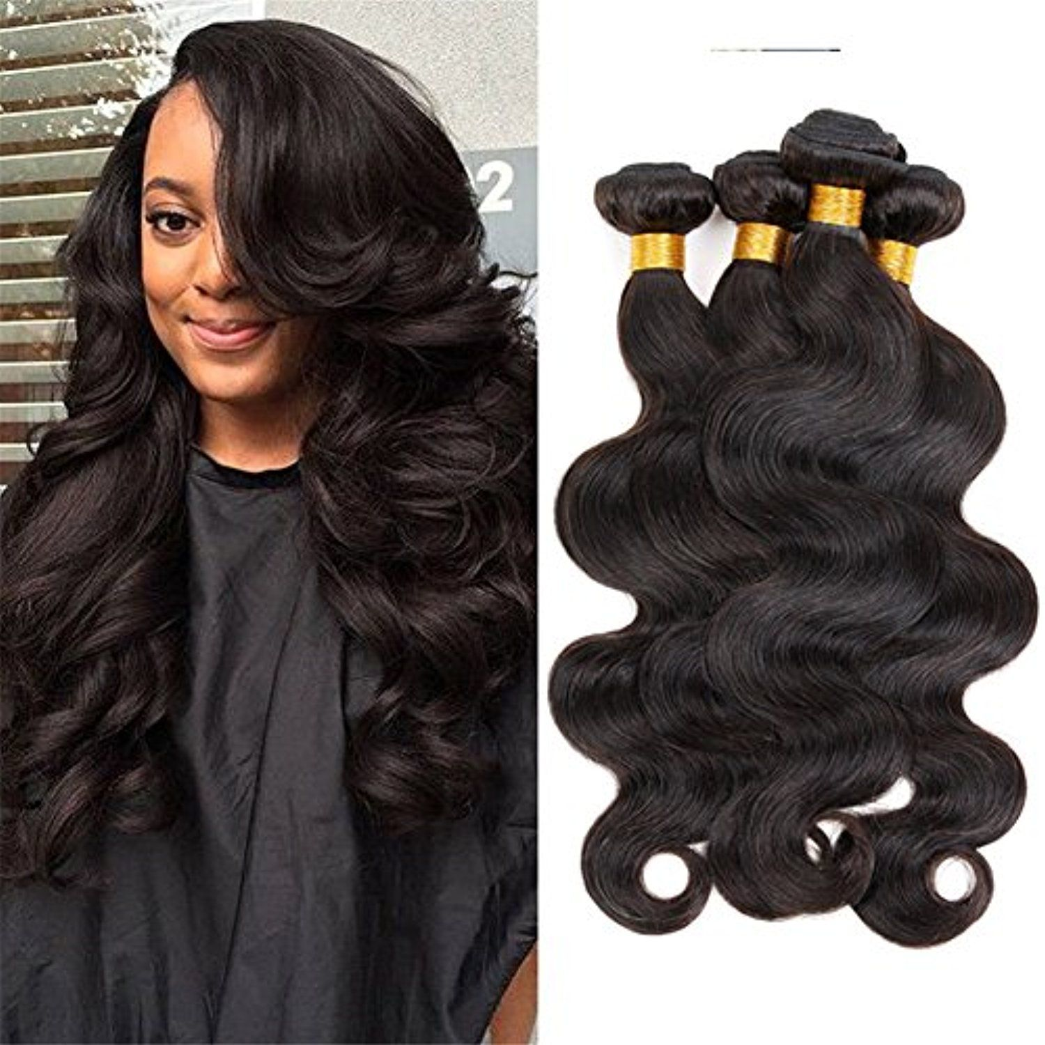 Peruvian Virgin Hair Body Wave Remy Human Hair 3 Bundles Weaves 100 Unprocessed Hair Extens Unprocessed Hair Peruvian Hair Body Wave 100 Human Hair Extensions