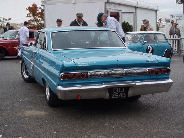 1964 Mercury Comet Cyclone Mercury Cars Classic Cars Muscle Mercury Cyclone Gt