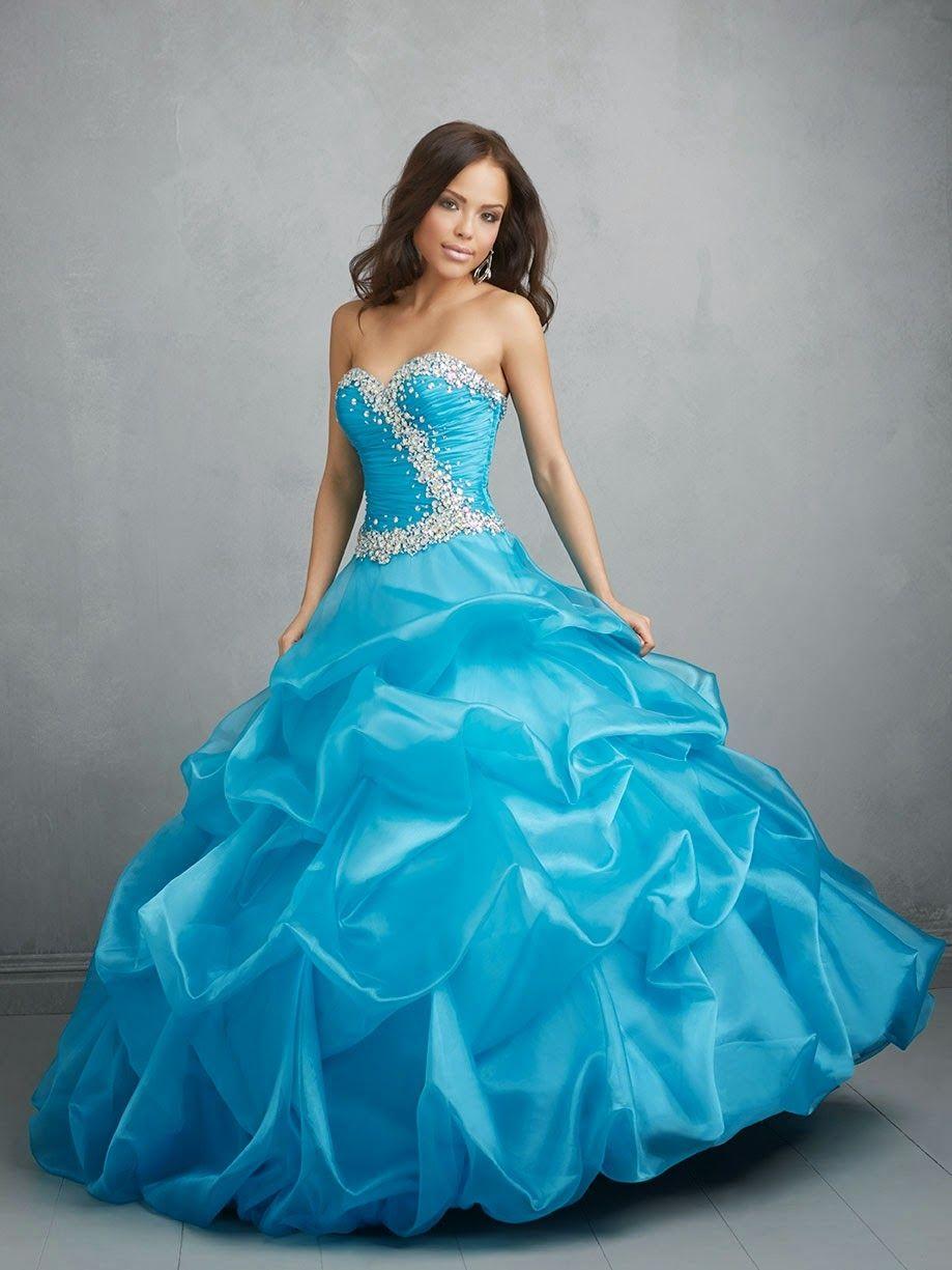 Magnificos modelos de vestidos de 15 años 2015 | NORMA | Pinterest ...