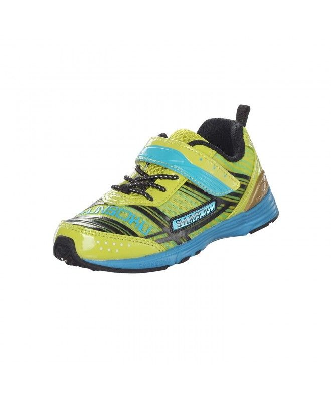 #Boy's#Running#Shoes#Durable#and#Super#Lightweight#for#an#Extra#Narrow#Feet#RS#2#Kid's#Shoes#Yellow#C4180YXC6YI