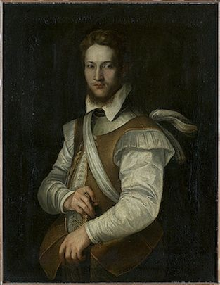 Federico Barocci - Portrait of a Man (late 1560's-80's); The State Hermitage Museum, St. Petersburg, Russia