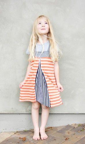 sweet repurposed dress
