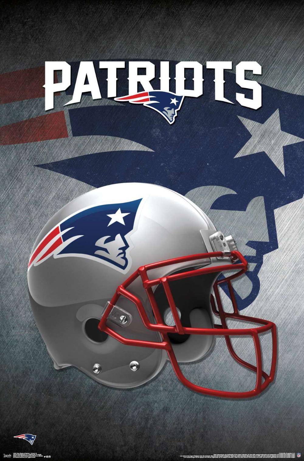 Nfl New England Patriots Helmet 16 Imagenes De Futbol Americano Patriotas De Nueva Inglaterra Patriotas De Fútbol