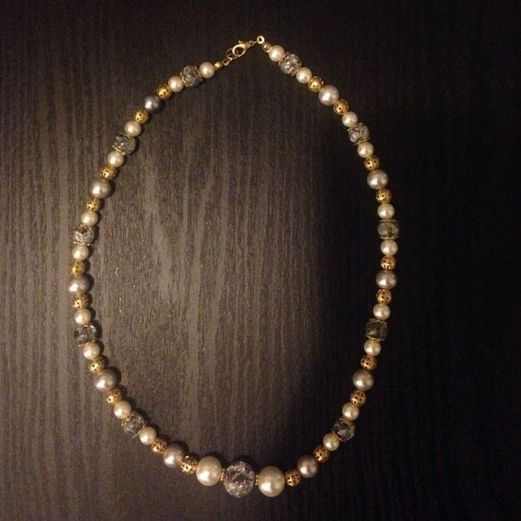 Multi necklace Never worn. Great condition. Jewelry Necklaces