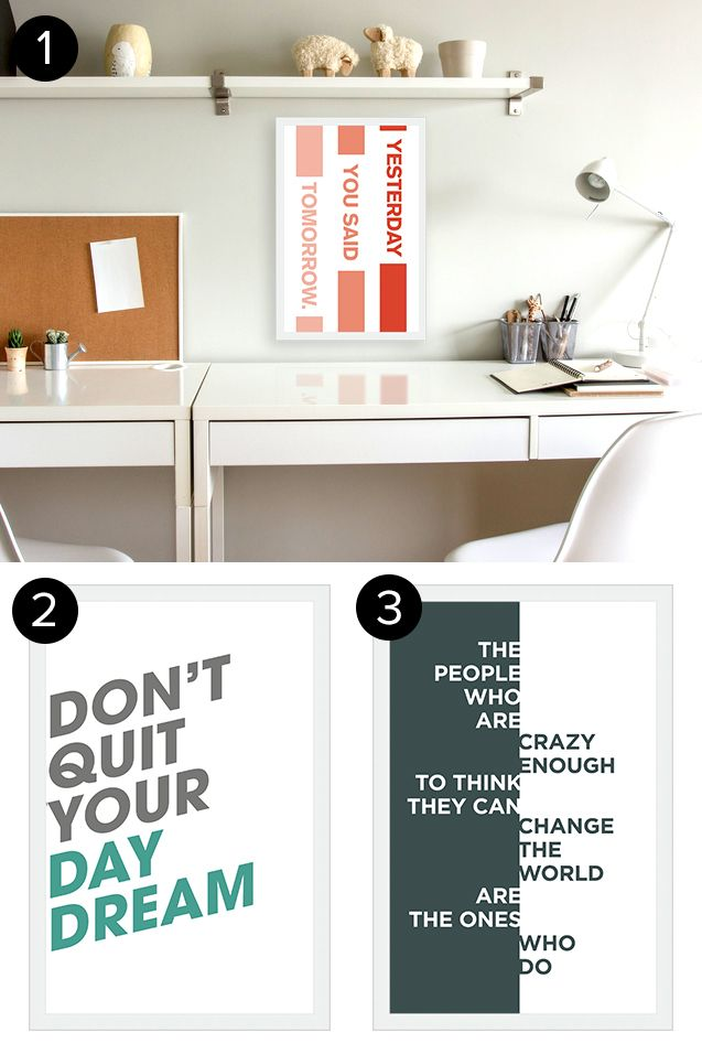 inspirational posters for office. Free Inspirational Posters For Office - The Muse: Check Out These To