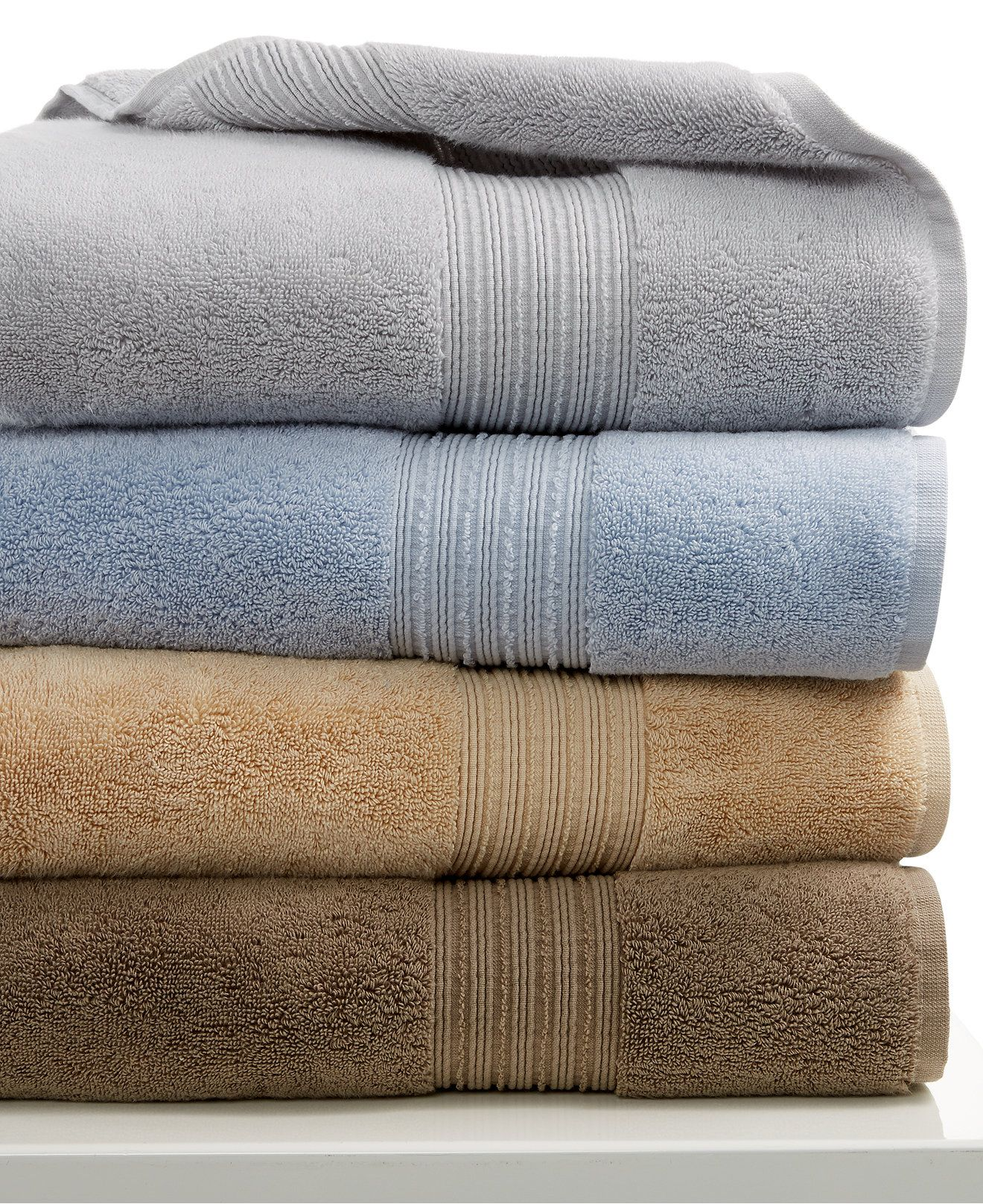 Hotel Collection Turkish Bath Towel Collection, 100% Turkish ...