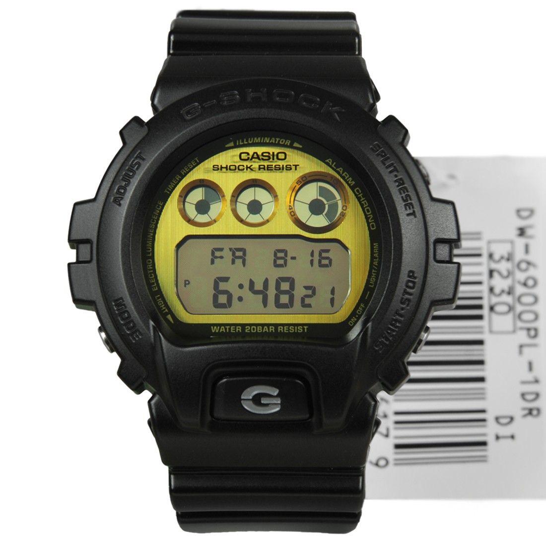 Casio G-Shock Polarized Color Watches DW-6900PL-1  ad3788baf2db5