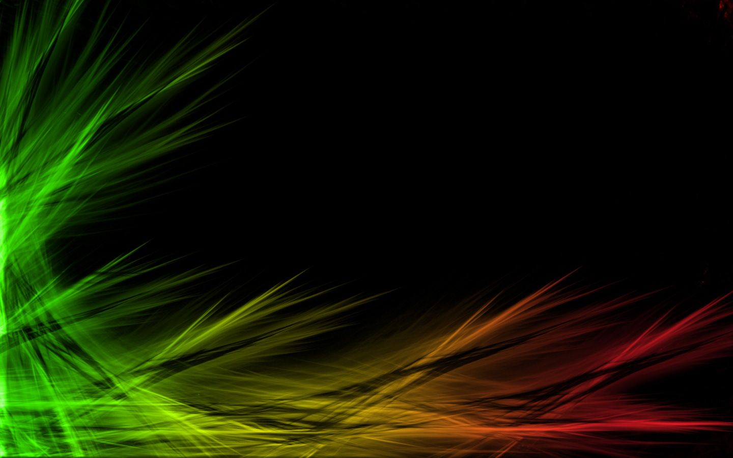 Green Yellow Red Abstract Color Vector Abstract Pictures Red Wallpaper