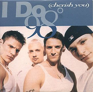 I Do Cherish You 98 Degrees My Favorite Song By Them