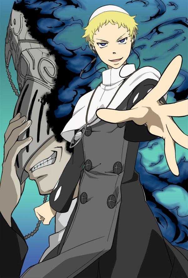 Justin Law Soul Eater Soul Eater Anime Fandom Manga Anime
