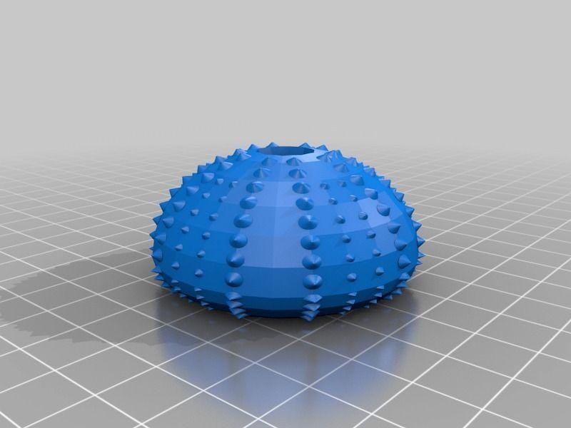 Sea Urchin by AndrewStaroscik - Thingiverse | 3D Printing