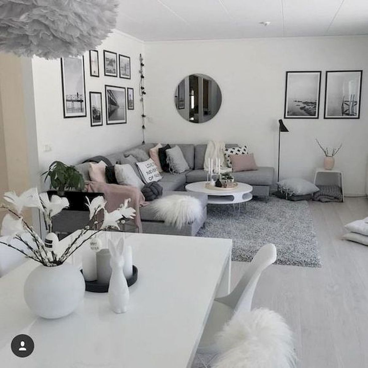 50 Simple Living Room Design And Decor Ideas That Elegant White Living Room Decor Living Room Decor Apartment Pinterest Living Room