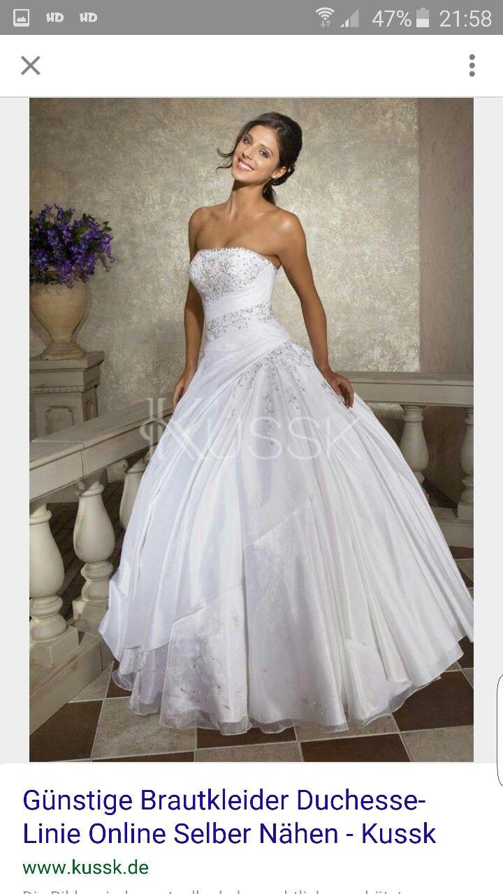 Ich bin auf der suche nach dem Brautkleid von Kussk! Wer