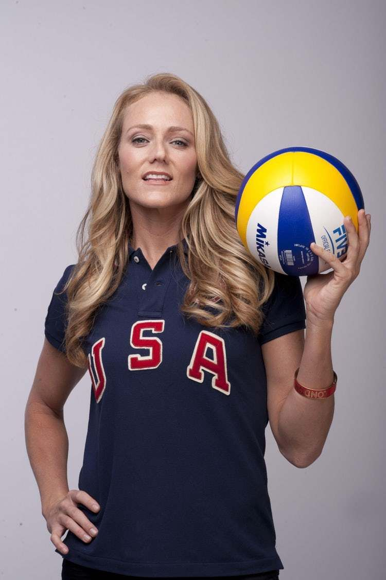The Most Stunning American Female Athletes Female Volleyball Players Volleyball Players Female Athletes