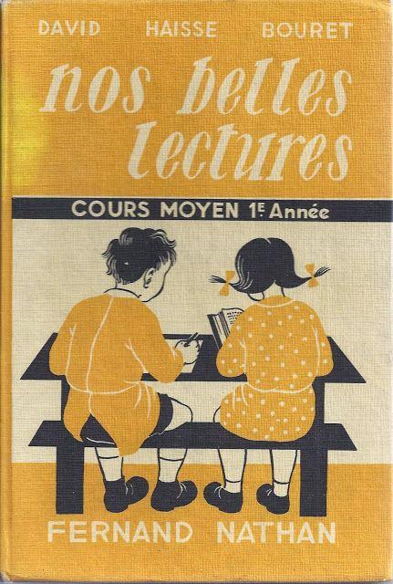 David Haisse Bouret Nos Belles Lectures Cm1 Lecture Cm1