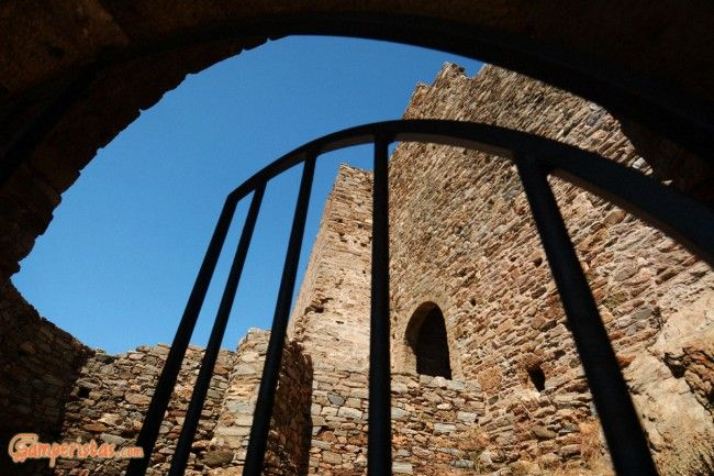 Eubea, Karistos colonne e castelli   Camperistas.com