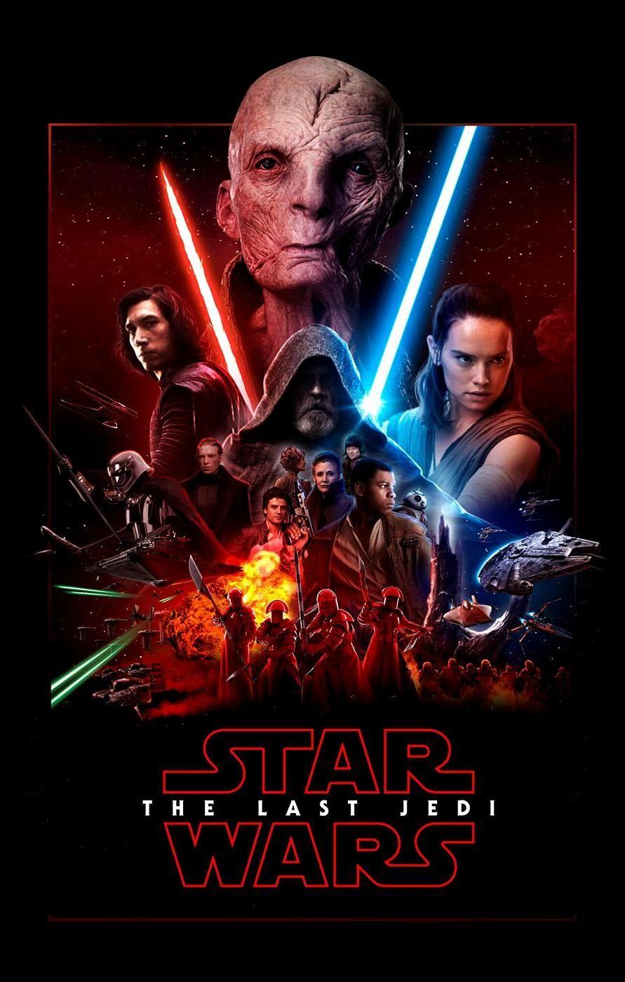 Iphone Wallpaper Star Wars The Last Jedi Posteres De Filmes Posters De Filmes Star Wars
