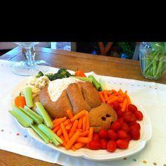 Elegant Creative Vegetable Tray Baby Shower | Honey Bunny Vegetable Tray. Shower  Idea, Babi Shower