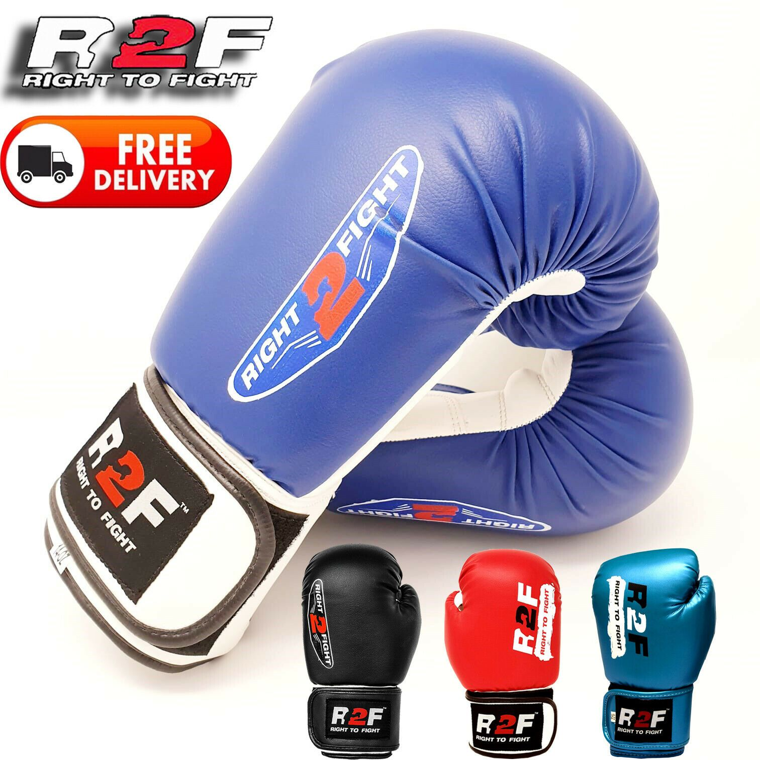 Boxing Gloves Sparring Punch Bag Gym Training Fight MMA Muay Thai Kickboxing
