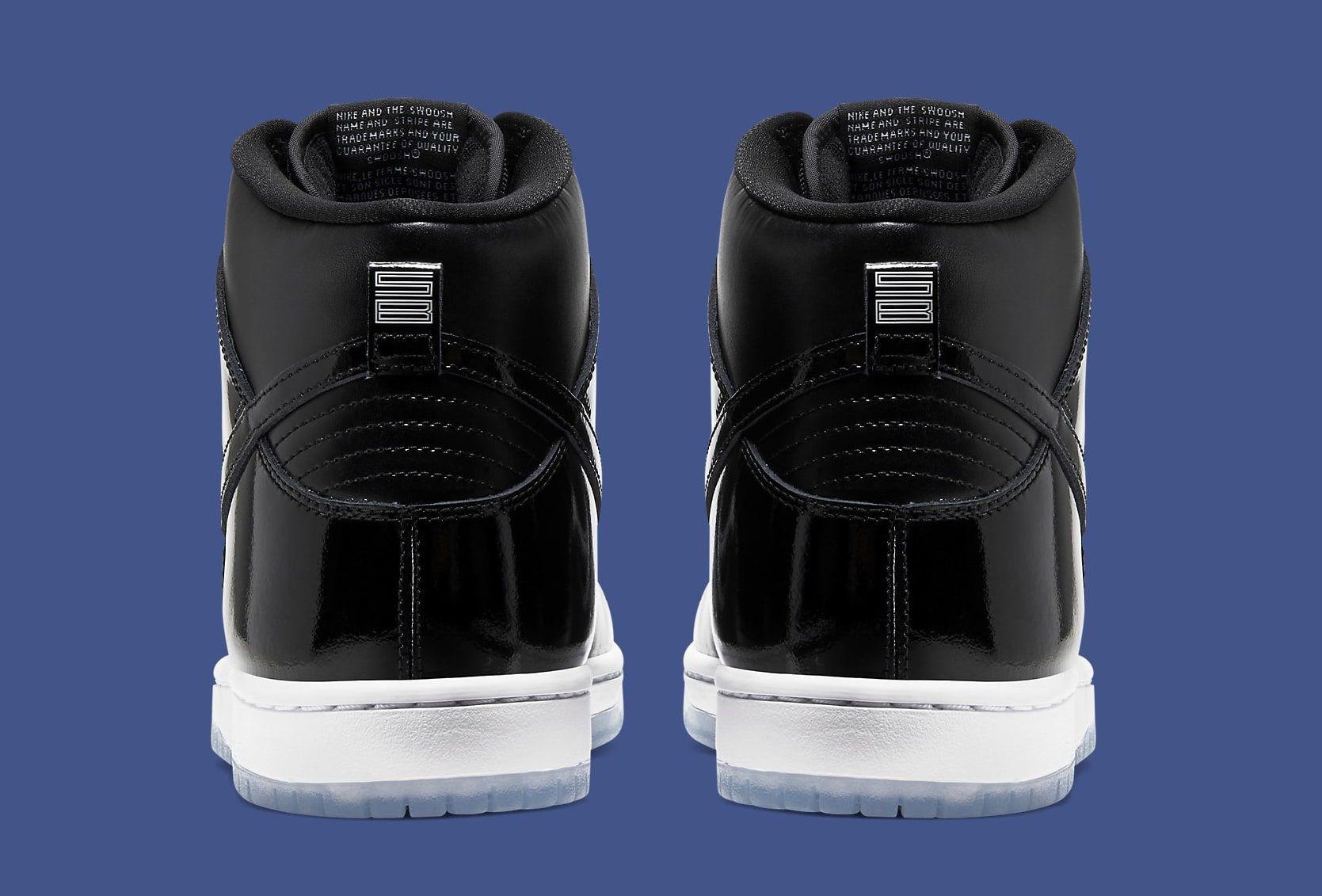 Nike SB Dunk High 'Space Jam' Release
