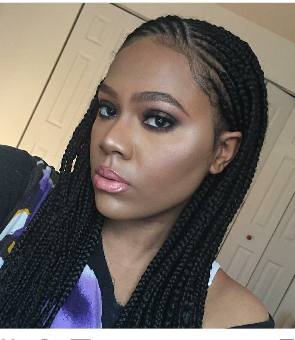 Braids Are Always Beautiful You Can Wake Up And Just Go To Work