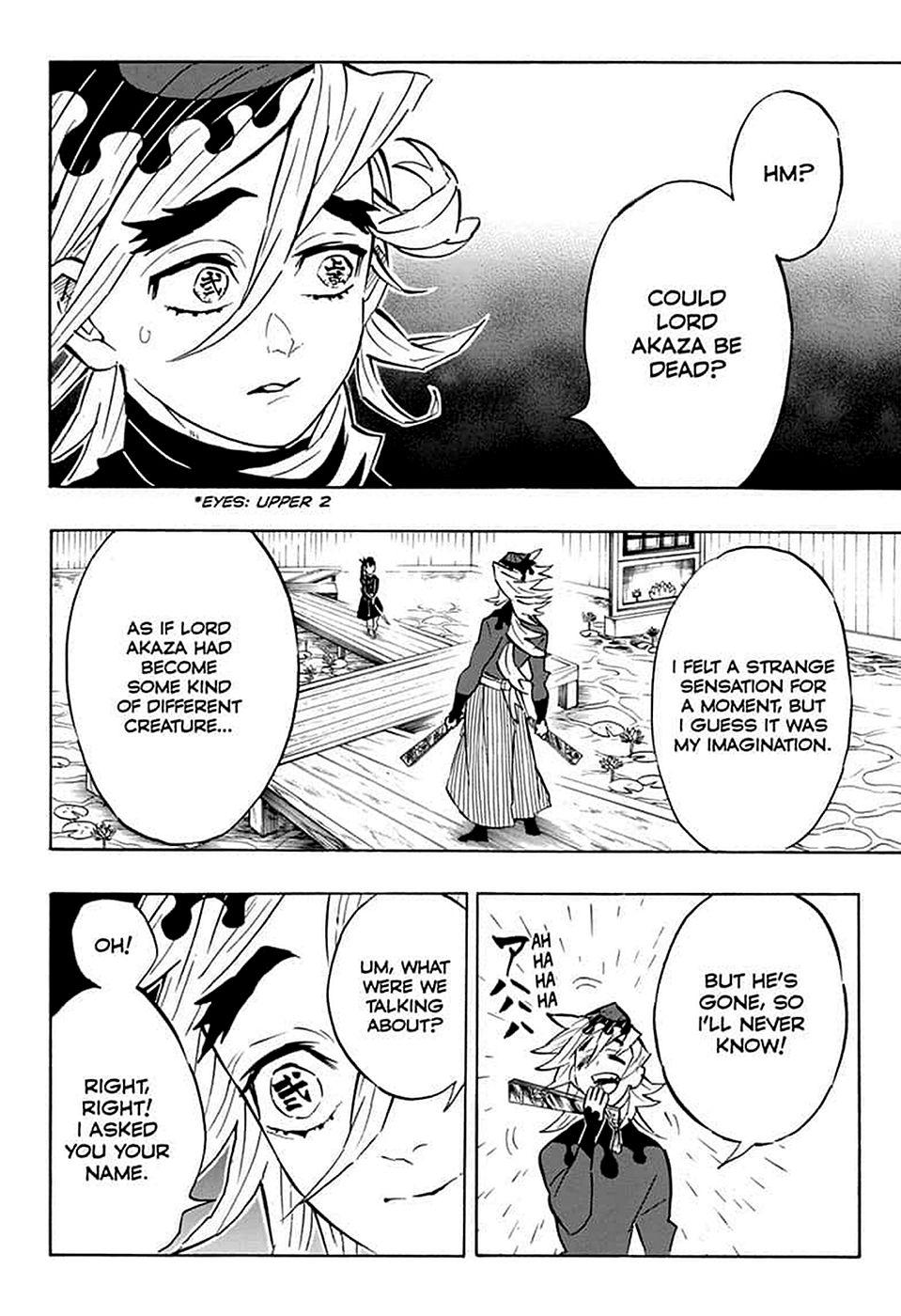 Demon Slayer Kimetsu No Yaiba Chapter 157 Slayer Anime Chapter Manga Online Read