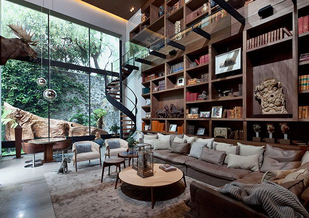 Donde la inspiraci n cobra vida arquitectura genial for Donde estudiar diseno de interiores
