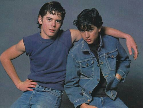 Johnny and Ponyboy in 2019 | The outsiders, The outsiders