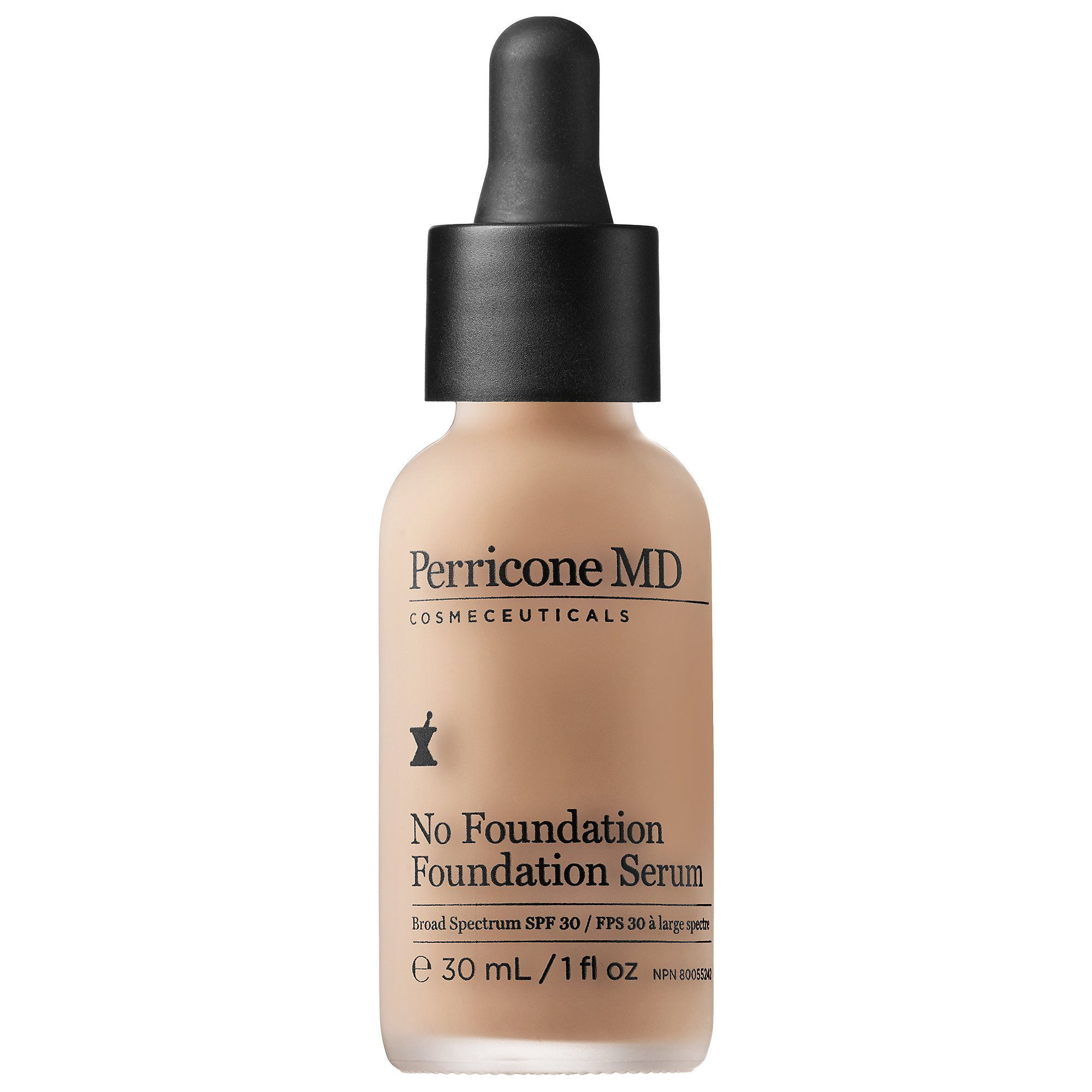 No Makeup Foundation Serum Broad Spectrum SPF 20 (With