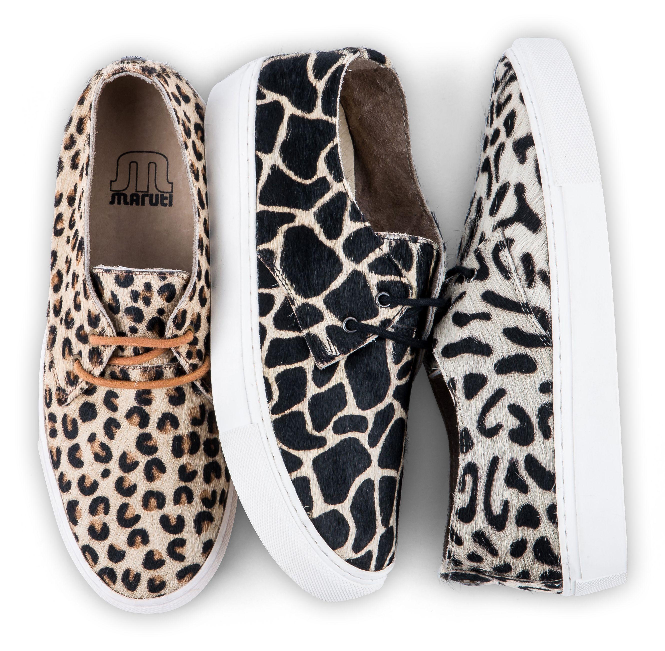 Verkrijgbaar   Intercity Boutiques! MARUTI Brazz sneakers - leopard turtle  and hyena prints for Spring Summer 2015. e764f1da5d3