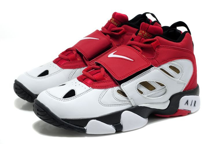 be95d7969926 Nike Air Diamond Turf 2 White Red Black ...