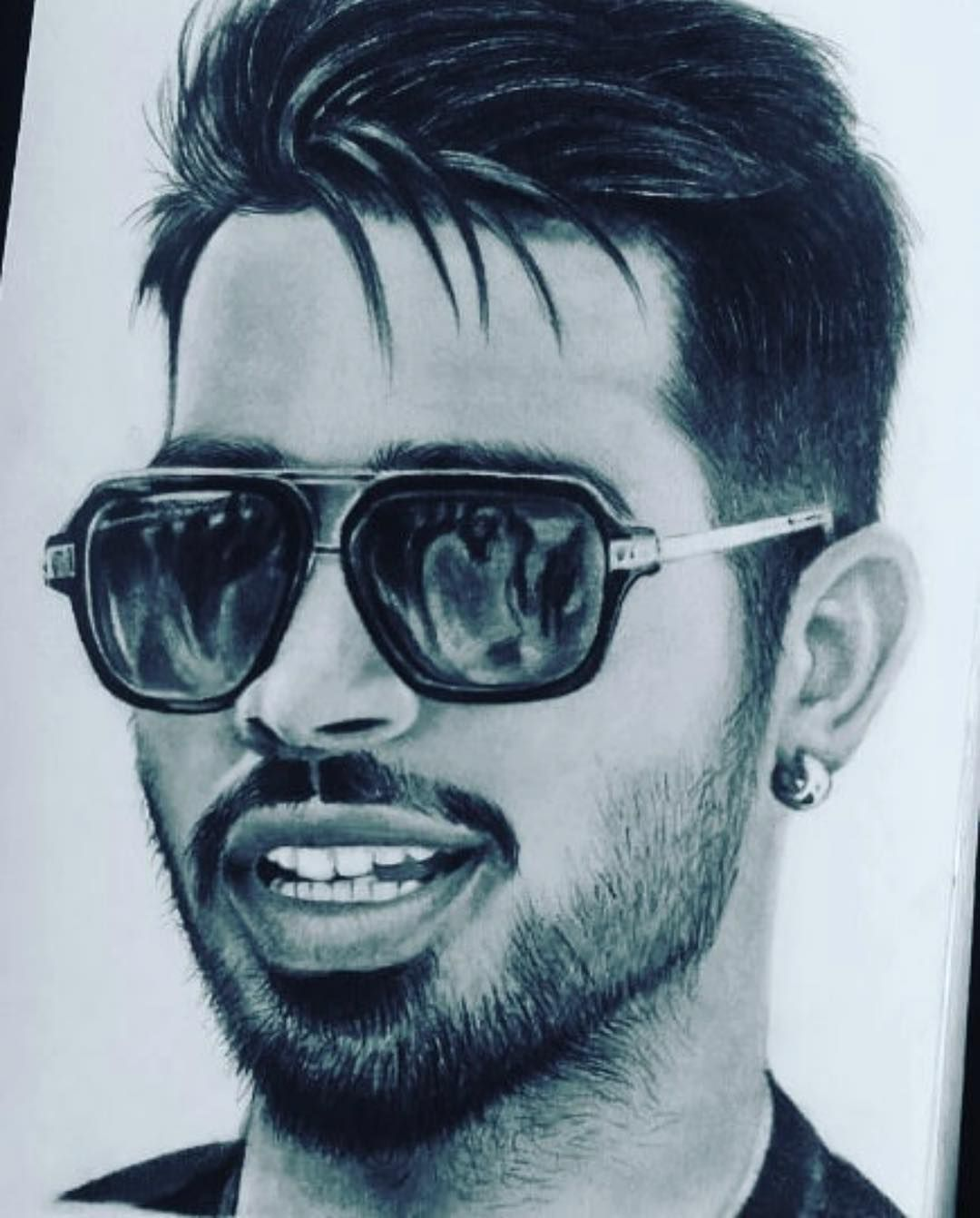 Hardik Sir I Respect U The Most After My Family Cricket Wallpapers Galaxy Pictures Sports Stars