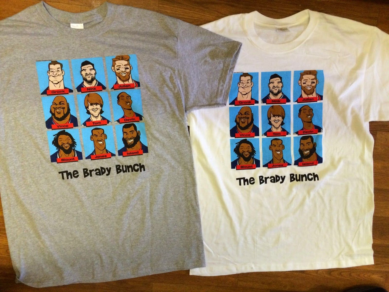 the brady bunch t shirts new