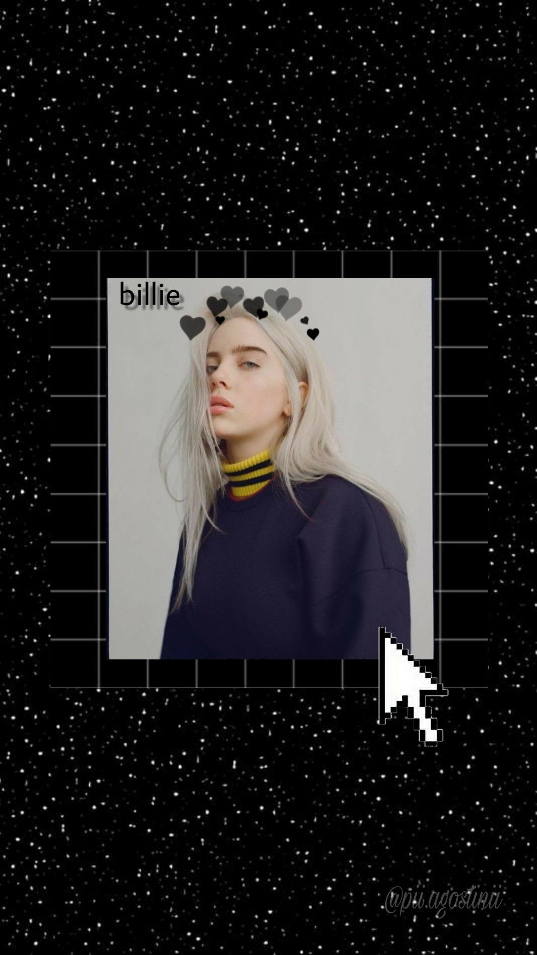 Billie Eilish Wallpaper Billie Eilish Billie Fotos De Desenhos Animados