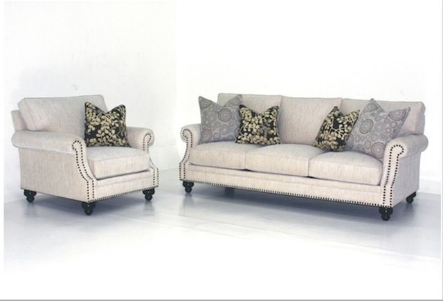 Flores Design Renaissance Sofa And Chair