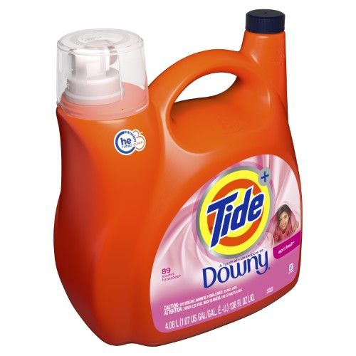 Tide Liquid Laundry Detergent With A Touch Of Downy April Fresh