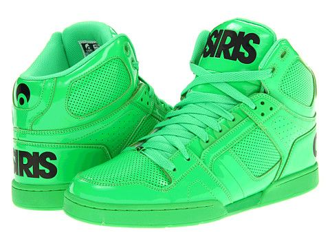 d6c1bc30189 Osiris NYC83 Bright Neon Green - Zappos.com Free Shipping BOTH Ways ...