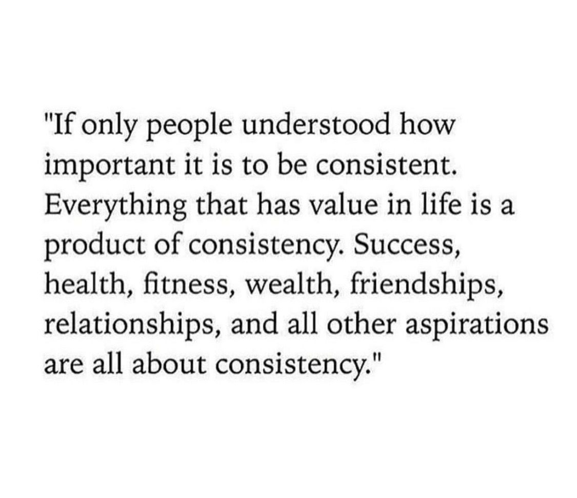 Consistency Consistency Quotes Relationships Quotable Quotes Quotes Deep