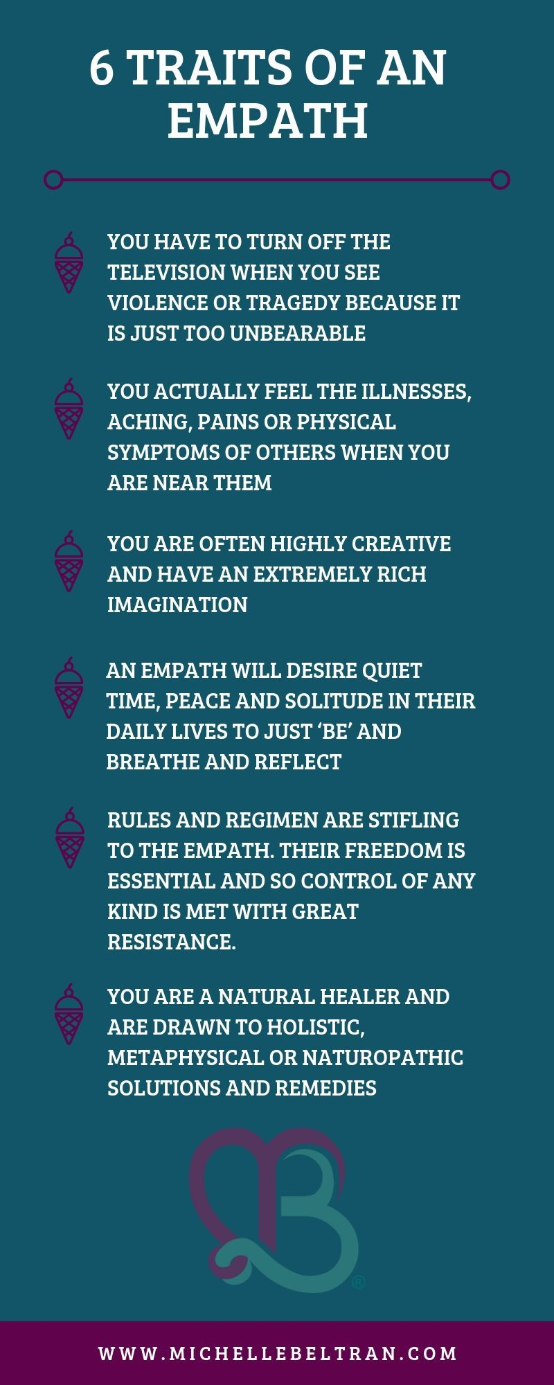 How to use your psychic empathic ability empath traits