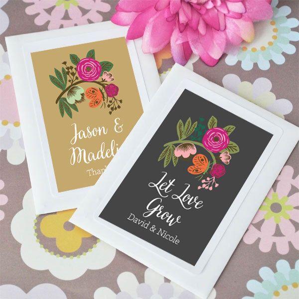 Wedding Favors Seeds