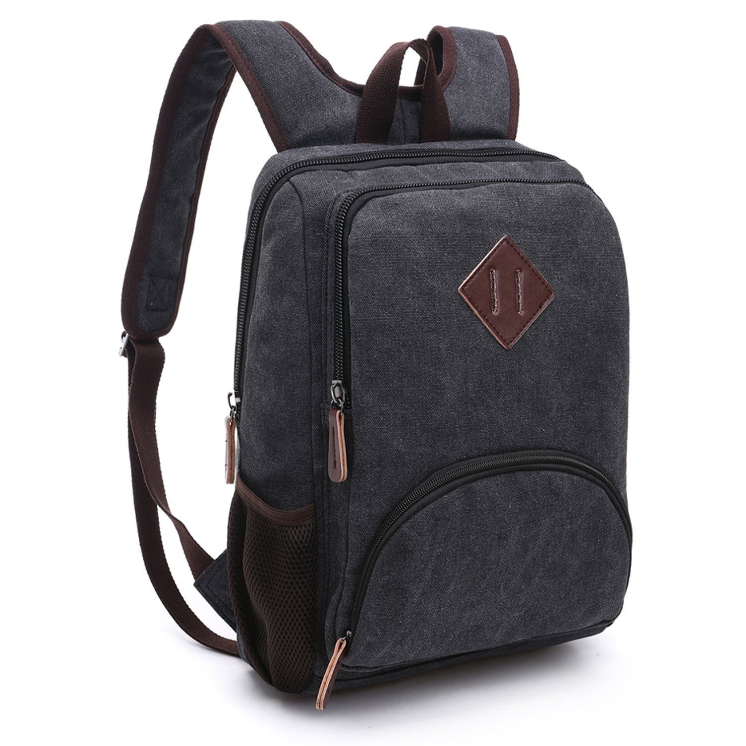 Leisure Student Bag Sac De Voyage En Plein Air Daypack,Gray
