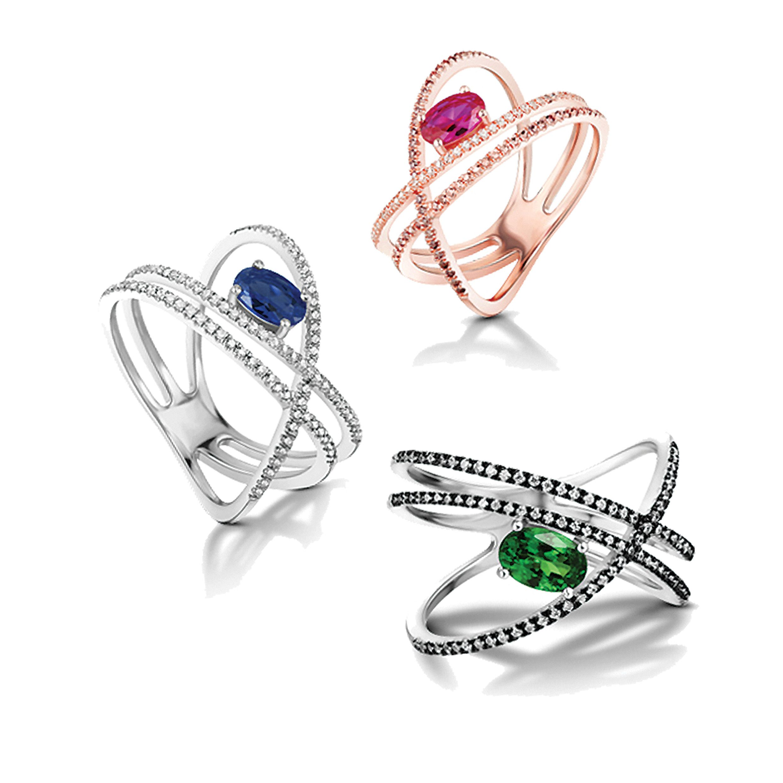 Advan Jewelry Ltd. #Booth: B44117 #FineJewelry #JCK ...