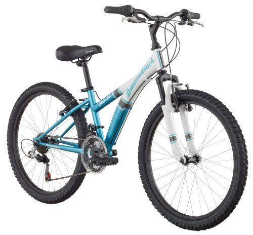 Diamondback 2013 Tess Junior Mountain Bike With 24 Inch Wheels
