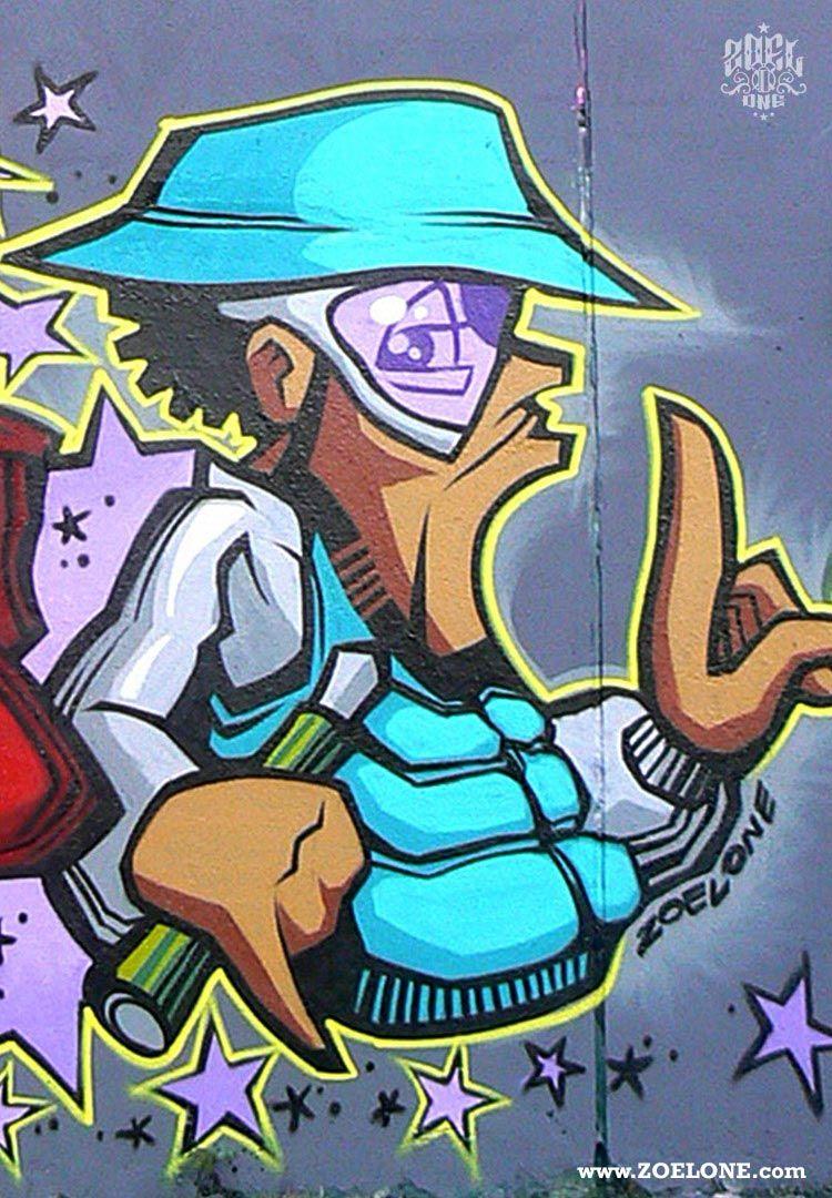 Graffiti Street Art Urban Art Graffiti Character Bboy Character Zoelone