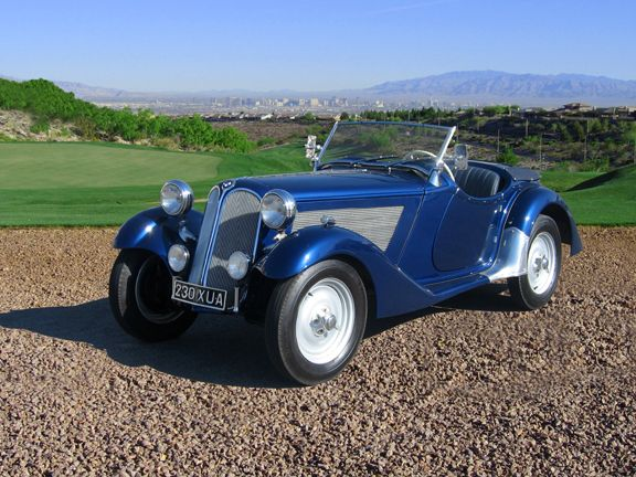 1935 BMW 319 ROADSTER | Art Deco Autos | Pinterest | BMW, Cars and ...