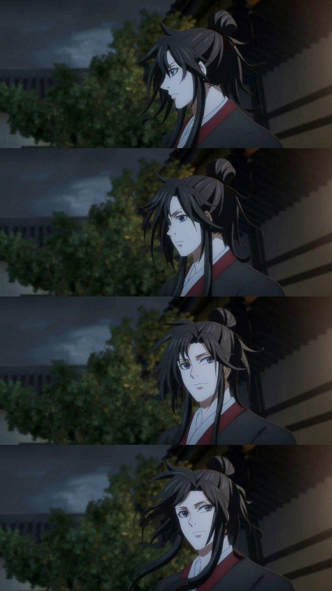 Pin by The Spiritual Otaku on 魔道祖师 Me me me anime, Anime